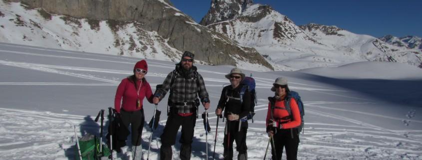 Ascensión pico Canal Roya